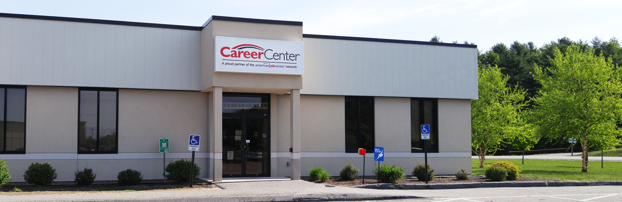 Entrance to the Augusta Career Center