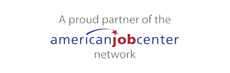 A proud partner of the American Job Center network